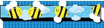 Carson-Dellosa Bees Borders, (8) 3' x 3' Strips