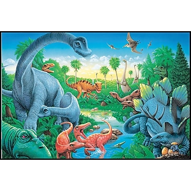 Instructional Fair Dinosaurs Floor Puzzle