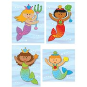 Carson-Dellosa Mermaids Prize Pack Stickers