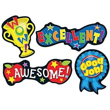 Carson-Dellosa Positive Words Shape Stickers