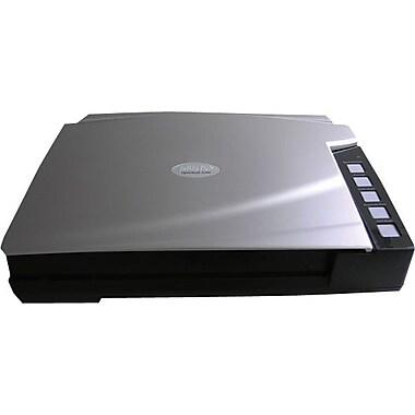 Plustek OpticBook 271-BBM21-C Flatbed Scanner, Gray/Black