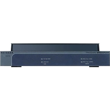 Prosafe Wndap350-100Nas N300 802.11A/B/G/N 1 X 10/100/1000 Lan Wireless N Dual Band Access Point
