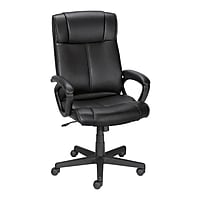 Staples Turcotte Luxura Faux Leather Computer and Desk Chair Deals