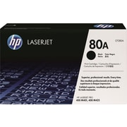 HP 80A (CF280A) Black Original LaserJet Toner Cartridge