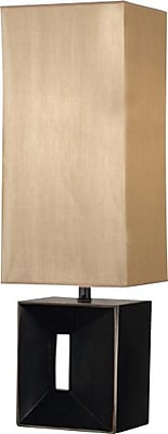 Kenroy Home Niche Table Lamp, Oil Rubbed Bronze Finish