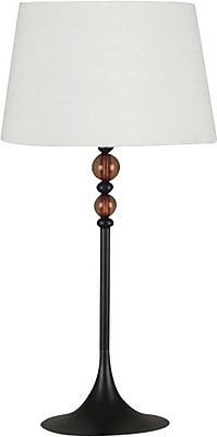 Kenroy Home Luella Table Lamp, Oil Rubbed Bronze Finish
