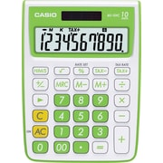 Casio® MS10VC-GN 10-Digit Display Calculator, Green
