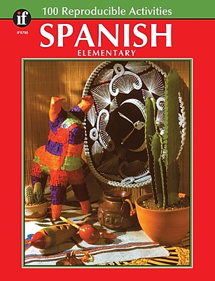 Instructional Fair Spanish Resource Book
