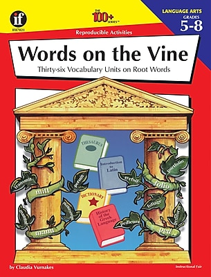 Word Building Skills Books