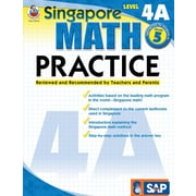 Math Practice Workbook, Grade 5