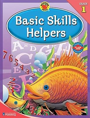 Brighter Child Basic Skills Helpers Workbook, Grade 1