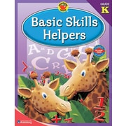 Brighter Child Basic Skills Helpers Workbook