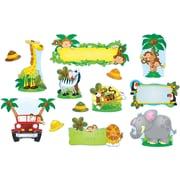 Carson-Dellosa Jungle Safari Bulletin Board Set