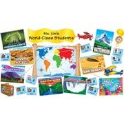 Scholastic Wonders of the World Bulletin Board