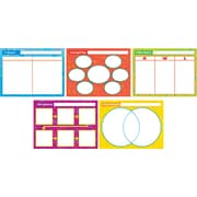 Scholastic Great Graphic Organizers Bulletin Board