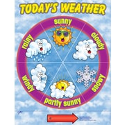 Scholastic Seasons and Weather, Weather Dial Chart