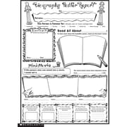Scholastic Instant Personal Poster Sets: Biography Report