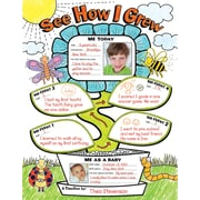 Scholastic Graphic Organizer Posters: My Timeline (Grades 3 - 6)