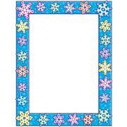 "Scholastic Printer Paper 11"" x 8.5"", Blue/White (TF-3534)"