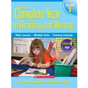 Scholastic The Complete Year in Reading and Writing: Grade 1