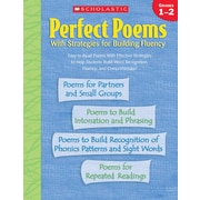 Scholastic Perfect Poems With Strategies for Building Fluency: Grades 1–2
