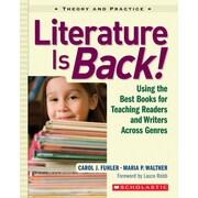 Scholastic Literature Is Back!