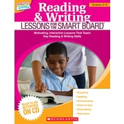 Scholastic Reading & Writing Lessons for the SMART Board™: Grades 4–6