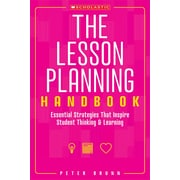 Scholastic The Lesson Planning Handbook