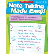 Scholastic Note Taking Made Easy!