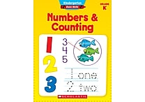 Scholastic Kindergarten Basic Skills: Numbers & Counting