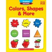 Scholastic Preschool Basic Skills: Visual Perception & Drawing