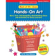 Scholastic Best of Dr. Jean: Hands-On Art