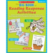 Scholastic The Big Book of Reading Response Activities: Grades 2–3