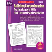 Scholastic Building Comprehension: Reading Passages With High-Interest Practice Activities