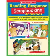 Scholastic Reading Response Scrapbooking Art Activities
