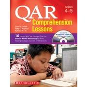 Scholastic QAR Comprehension Lessons: Grades 4–5