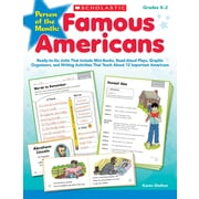 Scholastic Person of the Month: Famous Americans