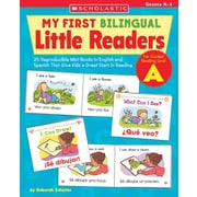 Scholastic My First Bilingual Little Readers: Level A