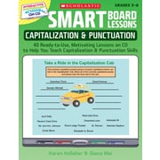 Scholastic SMART Board™ Lessons: Capitalization & Punctuation