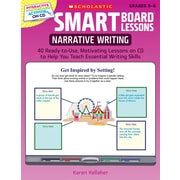 Scholastic SMART Board™ Lessons: Narrative Writing