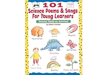 Scholastic 101 Science Poems & Songs For Young Learners