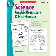 Scholastic Science Graphic Organizers & Mini-Lessons