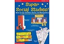 Scholastic Super Social Studies!
