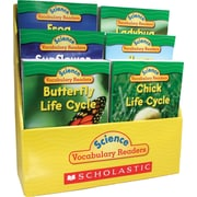 Scholastic Science Vocabulary Readers: Life Cycles