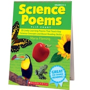 Scholastic Science Poems Flip Chart