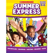 Scholastic Summer Express Between Fifth and Sixth Grade
