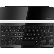 Logitech Ultrathin Keyboard Cover for iPad 2 and iPad (3rd/4th generation), Black (920-004013)