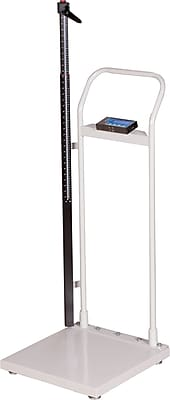 Brecknell Electronic Weight and Height Scale