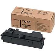 Kyocera TK-18 Black Standard Yield Toner Cartridge