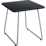 SAFCO Anywhere Metal End Table, Black, Each (5090SL)